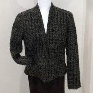 Barry Brocken Boucle jacket size 8